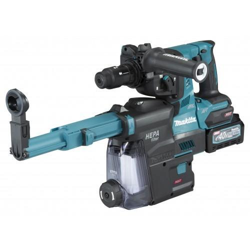 Perforateur burineur sans fil MAKITA HR002GM204 SDS-Plus 40V max Li-Ion 4Ah 28mm