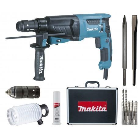 Perforateur burineur MAKITA HR2320TSP1 SDS-Plus 720W 23mm