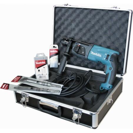 Perforateur burineur MAKITA HR2470TX1 SDS-Plus 780W 24mm
