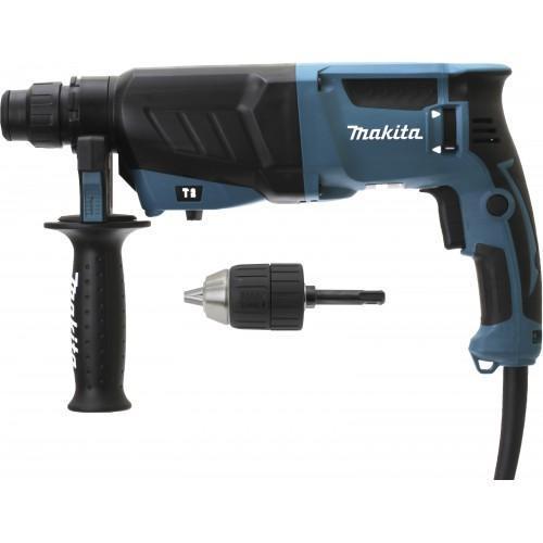 Perforateur burineur MAKITA HR2630X7 SDS-Plus 800W 26mm