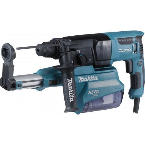 Perforateur burineur MAKITA HR2650JX14 SDS-Plus 800W 26mm