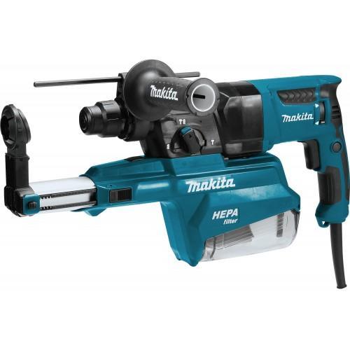 Perforateur burineur MAKITA HR2651TJ14 SDS-Plus 800W 26mm