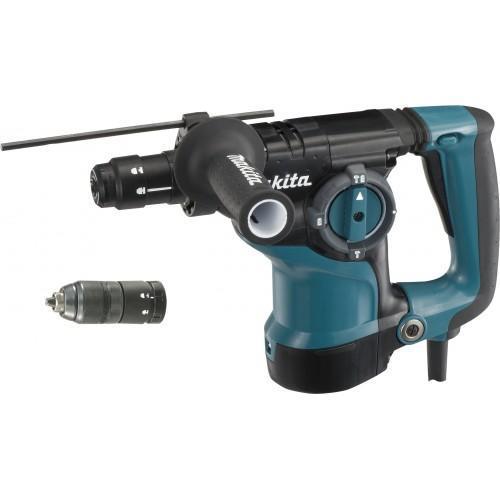 Perforateur burineur MAKITA HR2811FT SDS-Plus 800W 28mm