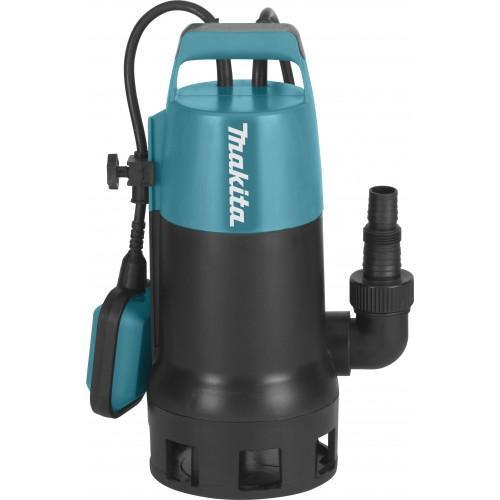 Pompe vide-cave à eau chargée MAKITA PF1010 1100W