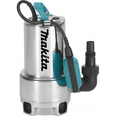 Pompe vide-cave à eau chargée MAKITA PF0610 550W