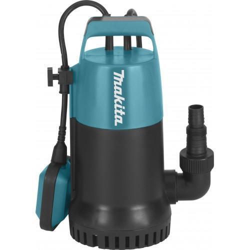 Pompe vide-cave à eau claire MAKITA PF0800 800W