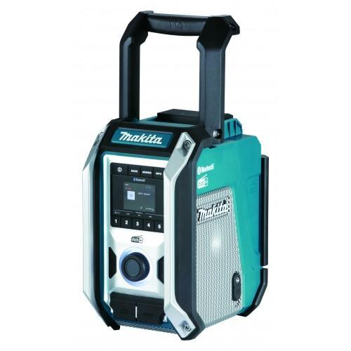 Radio de chantier sans fil MAKITA DMR115 12 à 18V Li-Ion sans batterie