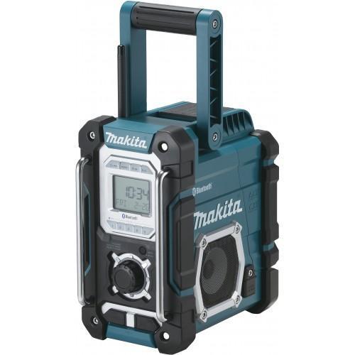 Radio de chantier sans fil MAKITA DMR108 7,2 à 18V Li-Ion sans batterie