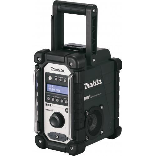 Radio de chantier sans fil MAKITA DMR110B 7,2 à 18V Li-Ion sans batterie