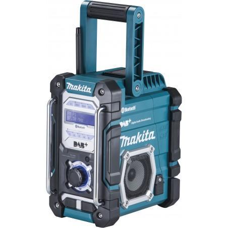 Radio de chantier sans fil MAKITA DMR112 7,2 à 18V Li-Ion sans batterie