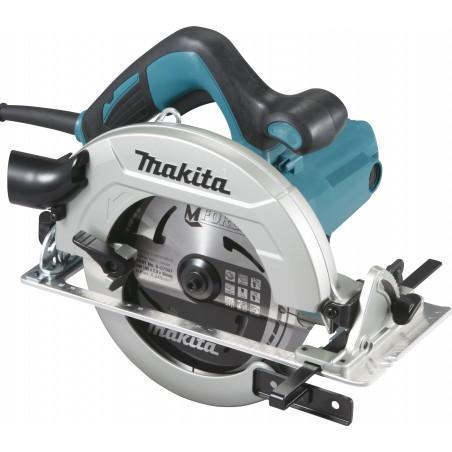 Scie circulaire MAKITA HS7611K 1600W Ø 190mm