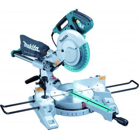 Scie radiale MAKITA LS1018LN 1430W Ø 260mm