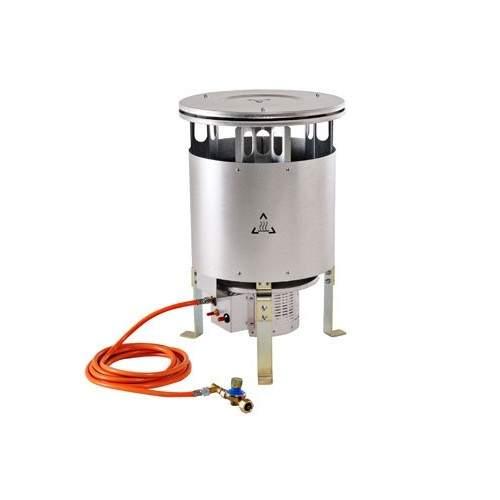 Chauffage radiant gaz portable Autogaz