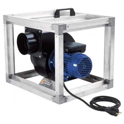Ventilateur centrifuge portable v1