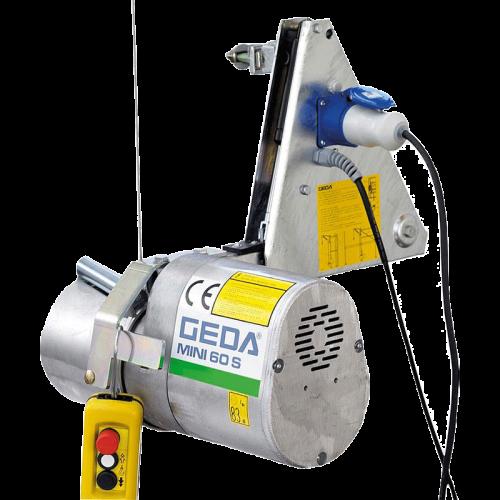 Petit treuil électrique Geda mini 60kg
