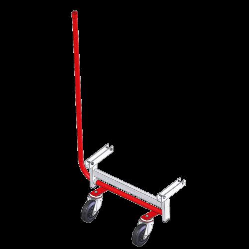 Kit à levier pour escabeau roulant EMG