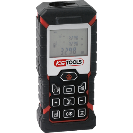 Mètre laser KS TOOLS 3000058