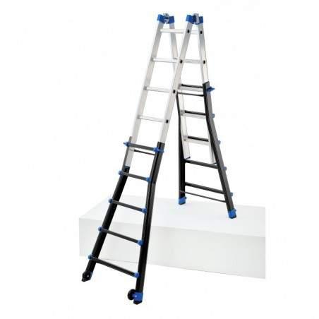 échelle telescopique escalier