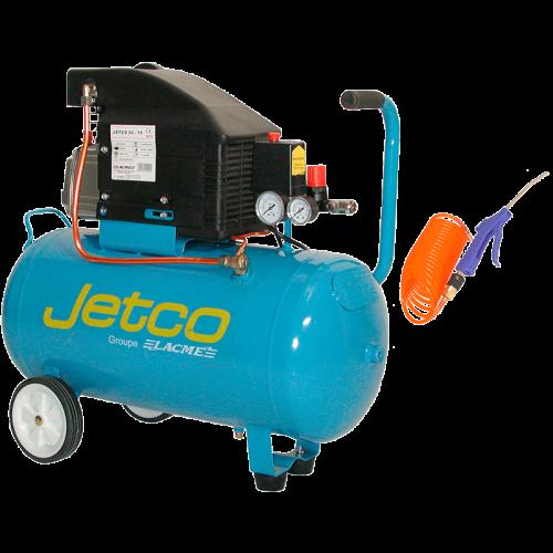 Compresseur 50L gamme Jetco de marque...