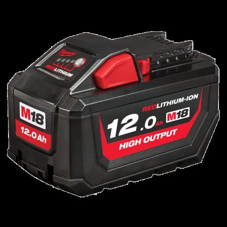 Batterie MILWAUKEE M18 HB-12 18 V 12ah