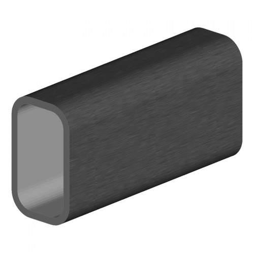 profilé en aluminium rive 50x30x3 mm