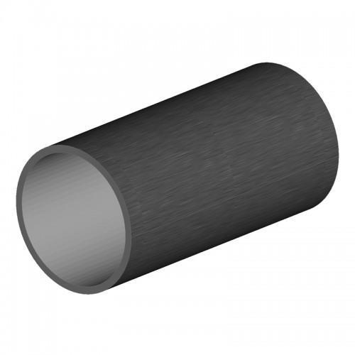 tube aluminium rond Ø40mm épaisseur 2mm différentes longueurs