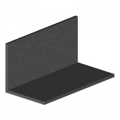 cornière aluminium 50x50x3 mm longueur 6m
