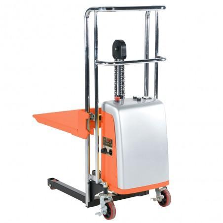 gerbeur semi électrique 400 kg 1200 mm
