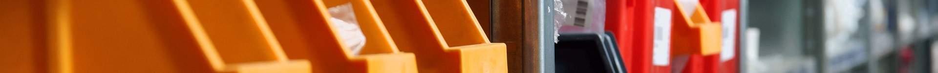 Rayonnage professionnel et manutention - Echamat Kernst